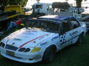 race car 236