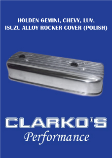 Holden Gemini rocker covers