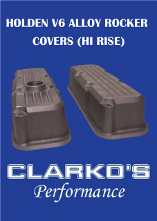 Holden V6 rocker covers