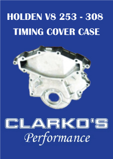 253 / 308 Holden V8 timing cover  Holden v8 253/ 308 holden  or