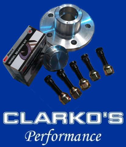 Ford Alloy Hubs
